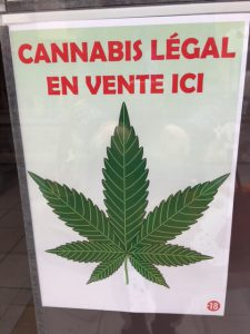cannabis kiosque